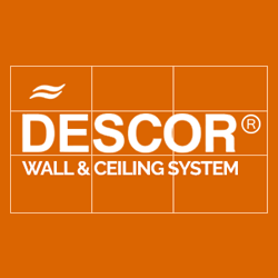 натяжной потолок Descor